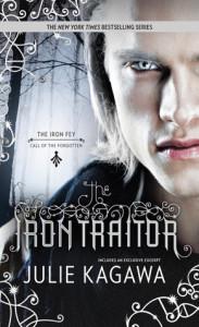 Review: The Iron Traitor, Julie Kagawa