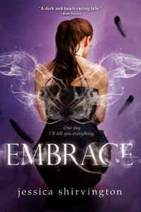 Review: Embrace, Jessica Shirvington