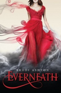 Review: Everneath, Brodi Ashton