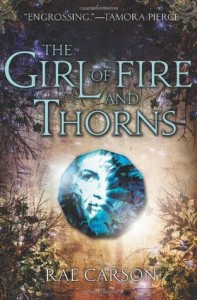 Review: Girl of Fire & Thorns, Rae Carson