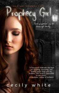 Review: Prophecy Girl, Cecily White