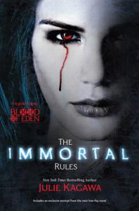 Review: The Immortal Rules, Julie Kagawa