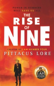 Review: The Rise of Nine, Pittacus Lore
