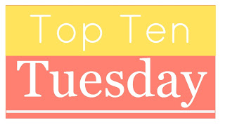 Top Ten Tuesday: Authors I've Read the Most