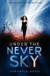 Review: Under the Never Sky, Veronica Rossi