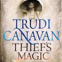 Review: Thief's Magic, Trudi Canavan
