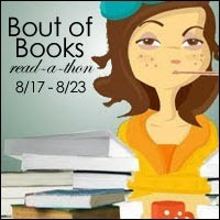 Bout of Books Read-a-thon 14 – Goals