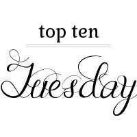 "Top Ten Tuesday: Top Ten ""Gateway"" Books/Authors In My Reading Journey"