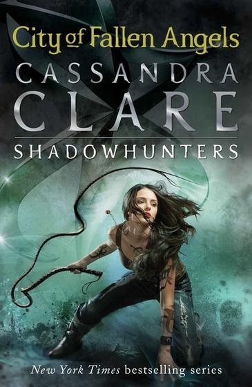 Review: City of Fallen Angels, Cassandra Clare - Tea in