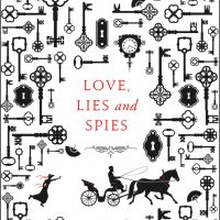 Review: Love, Lies and Spies, Cindy Anstey