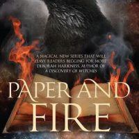 Review: Paper and Fire, Rachel Caine