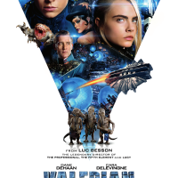 Giveaway: Valerian and the City of a Thousand Planets
