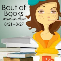 Bout of Books Read-a-thon 21 – Goals