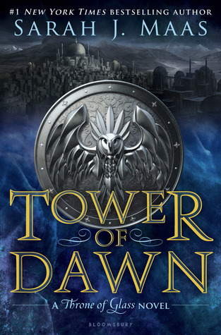 Review: Tower of Dawn, Sarah J Maas