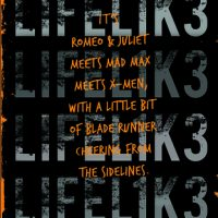 Review: LIFEL1K3, Jay Kristoff