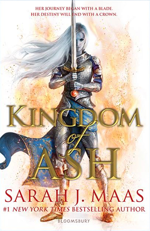 Review: Kingdom of Ash, Sarah J Maas