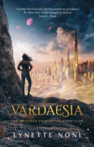 Review: Vardaesia, Lynette Noni